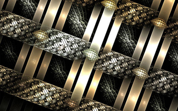 Digital Art - Fine Jewelry by Barbara A Lane