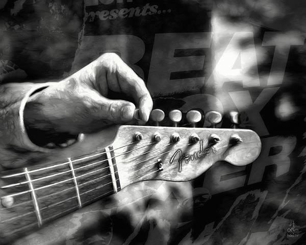 Digital Art - Fine Tuning by Pennie McCracken
