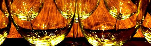 Photograph - Fine Wine And Dine 3 by Will Borden