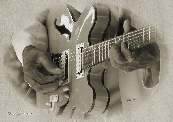 Wall Art - Digital Art - Finger Pickin' Good 2 by Kae Cheatham