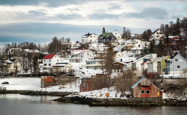 Photograph - Finnsnes Norway by Adam Rainoff