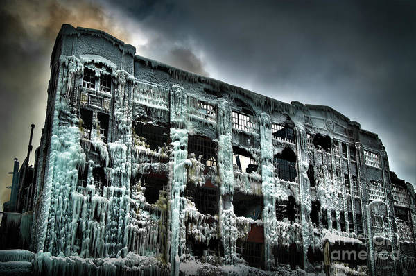 Wall Art - Photograph - Fire And Ice by Bruno Passigatti