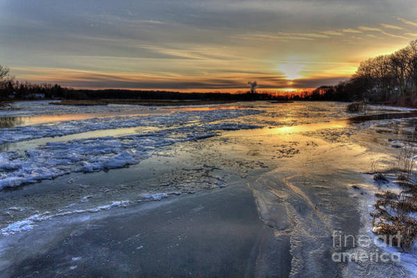 Photograph - Fire And Ice by Rod Best