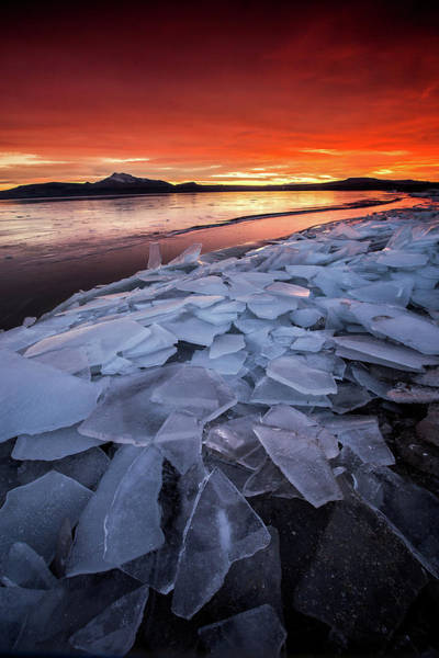 Photograph - Fire And Ice by Ryan Smith