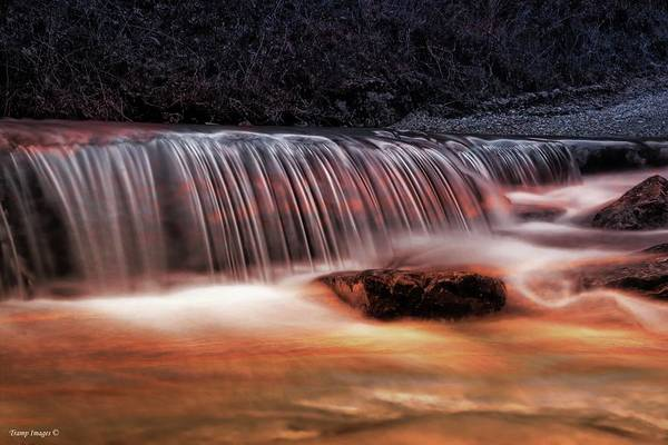 Photograph - Fire And Water by Wesley Nesbitt