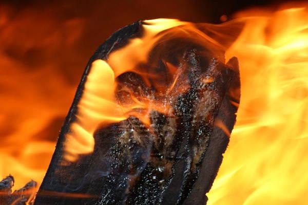 Wall Art - Photograph - Fire by Dahlia Tumavicus
