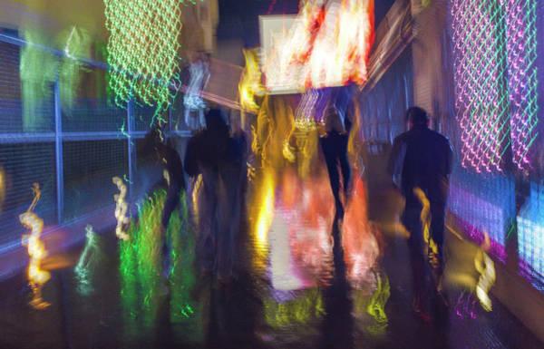 Photograph - Fire Dance by Alex Lapidus