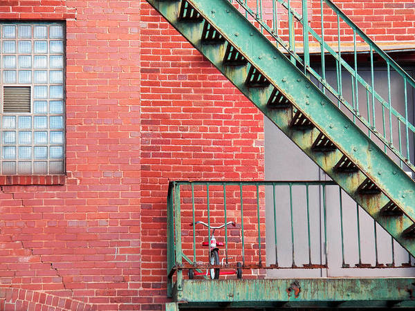 Photograph - Fire Escape by Jennifer Robin