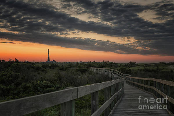 Photograph - Fire Island Lighthouse by Alissa Beth Photography