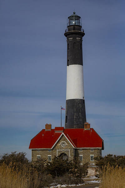 Photograph - Fire Island Lighthouse II by Susan Candelario