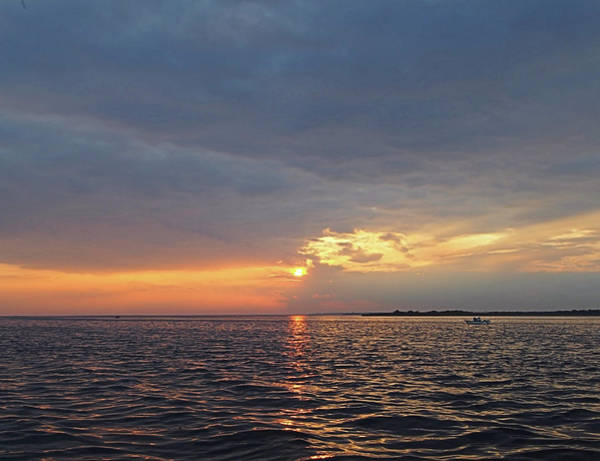 Photograph - Fire Island Sunset I I I by Newwwman