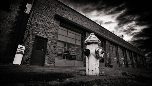 Ian Macdonald Photograph - Fire Plug by Ian MacDonald