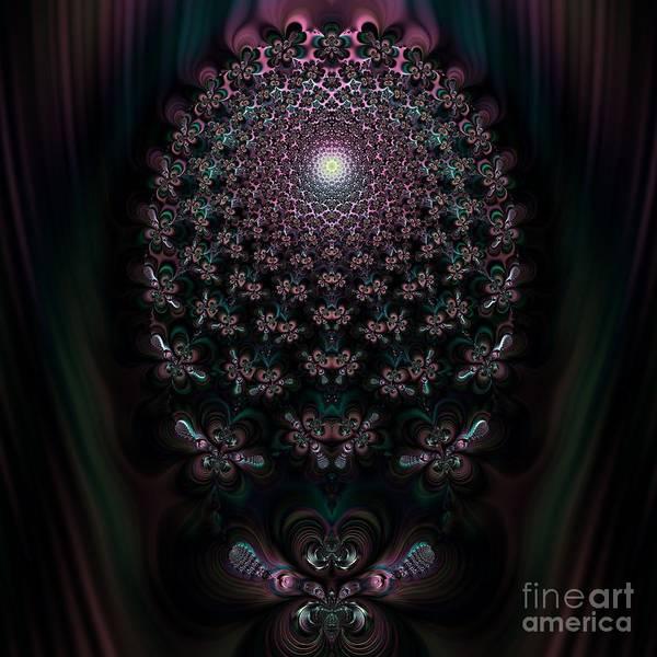 Digital Art - Fireflies New Awakening by Rose Santuci-Sofranko