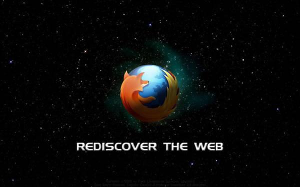 Firefox Digital Art - Firefox by Zia Low