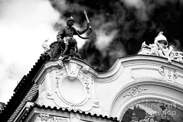 Wall Art - Photograph - Fireman's Rescue by John Rizzuto