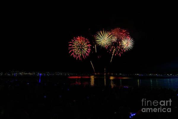 Wall Art - Photograph - Fireworks 19 by Viktor Birkus
