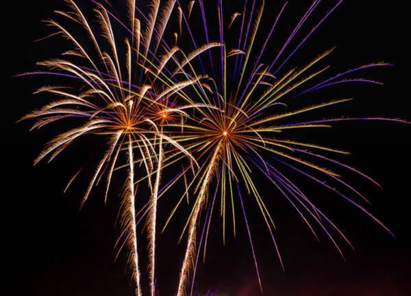 Dazzle Wall Art - Photograph - Firework Beauty by Garry Gay