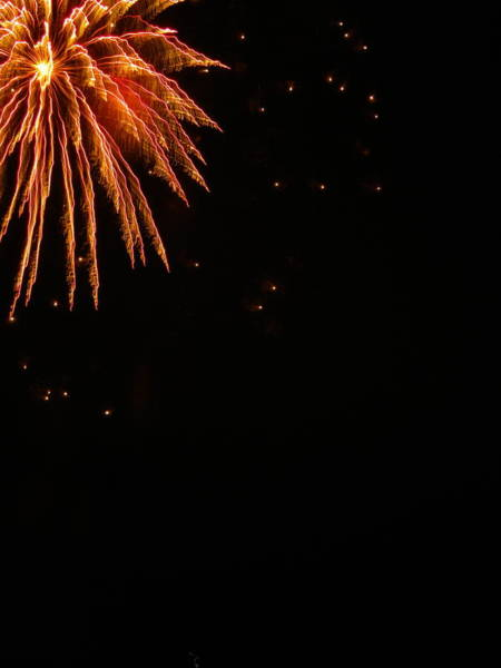 Photograph - Fireworks by Bridgette Gomes