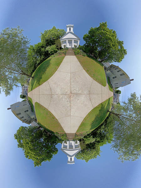 Wall Art - Photograph - First Baptist Wickford by Christopher Blake