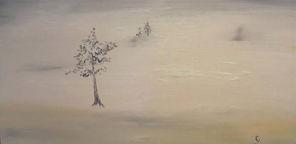 Painting - First Blizzard by Cheryl Nancy Ann Gordon