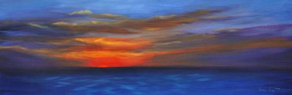 Painting - First Dawn Of 2009 by Greg Neal
