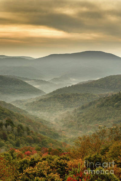 Wall Art - Photograph - First Day Of Fall Highlands by Thomas R Fletcher