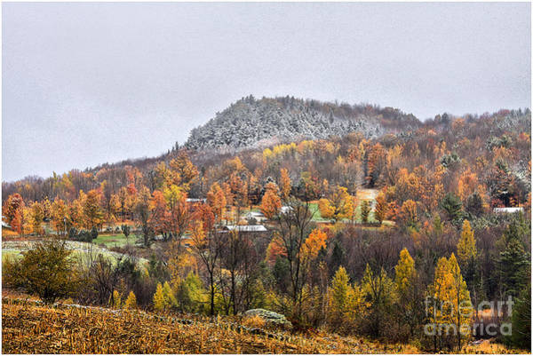 Photograph - First Dusting by Deborah Benoit