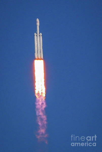 Photograph - First Launch by Tom Claud