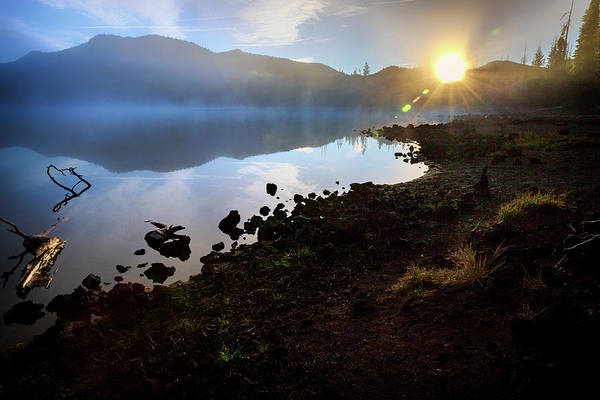 Wall Art - Photograph - Daybreak by Cat Connor