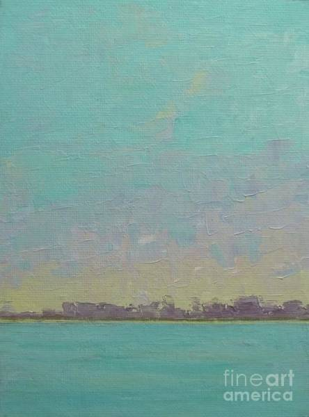 Painting - First Light by Gail Kent