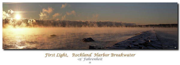 Photograph - First Light by John Meader