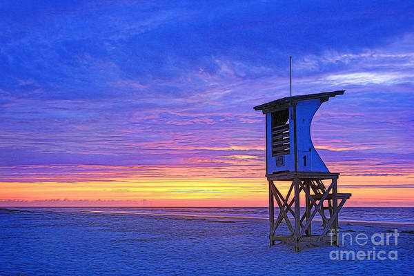 Wall Art - Photograph - First Light On The Beach by Sharon McConnell