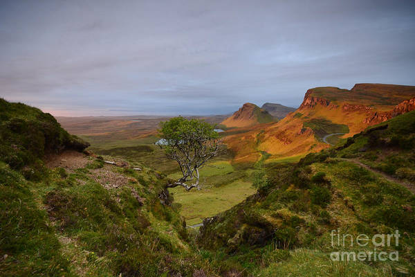 Isle Of Skye Photograph - First Light by Smart Aviation