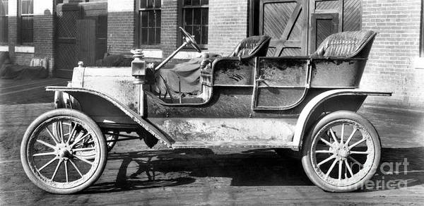 Photograph - First Model T Ford by Granger