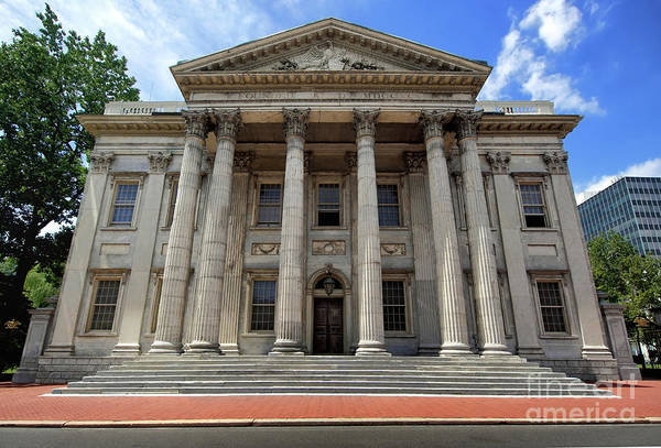 Photograph - First National Bank Of The United States by Mark Miller