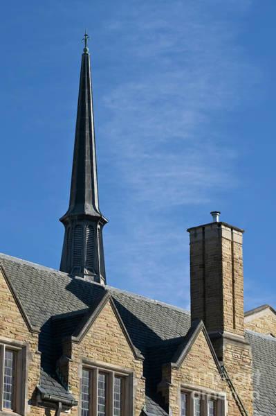 Photograph - First Presbyterian C by Patrick M Lynch
