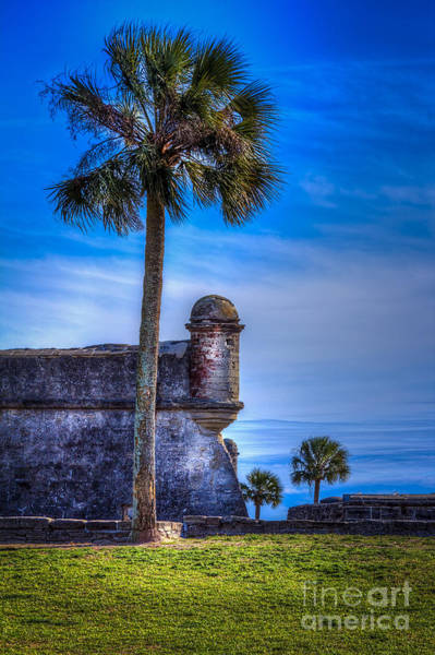 St Augustine Photograph - First Watch by Marvin Spates