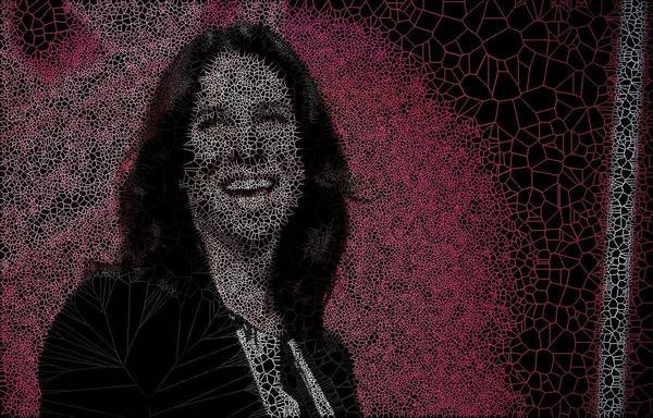 Digital Art - First Woman Mayor In Montreal's History by Stephane Poirier