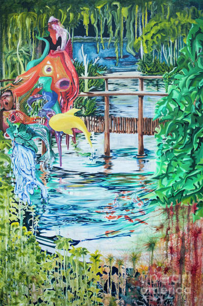 Painting - Fish by James Lavott