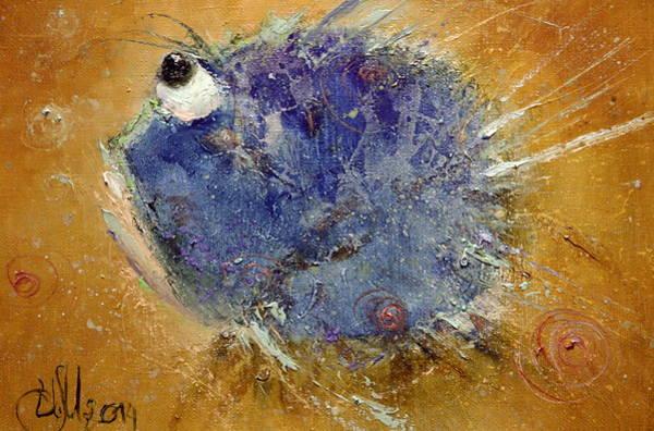 Painting - Fish-ka 4 by Igor Medvedev