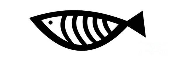 Digital Art - Fish  by Donna Mibus