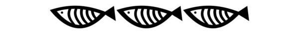 Digital Art - Fish Trio  by Donna Mibus