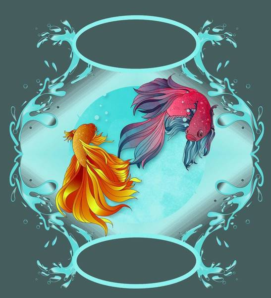 Photograph - Fish Bowl Fantasy by Robert G Kernodle