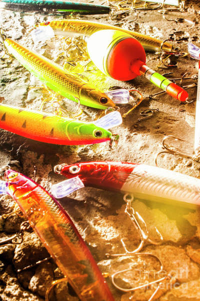 Angling Art Photograph - Fisheries And Tackle by Jorgo Photography - Wall Art Gallery