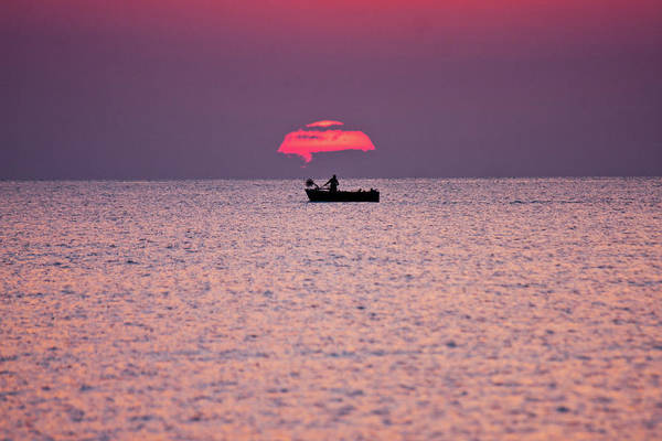 Photograph - Fisherman by Bruno Spagnolo