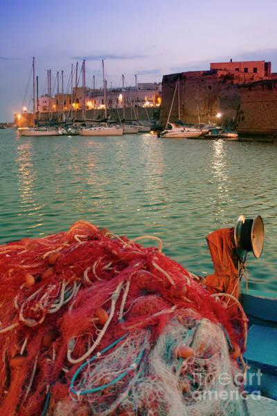 Photograph - Fisherman's Net by Ana Mireles