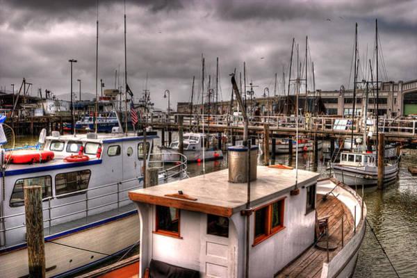 Photograph - Fisherman's Wharf 2 by Lee Santa