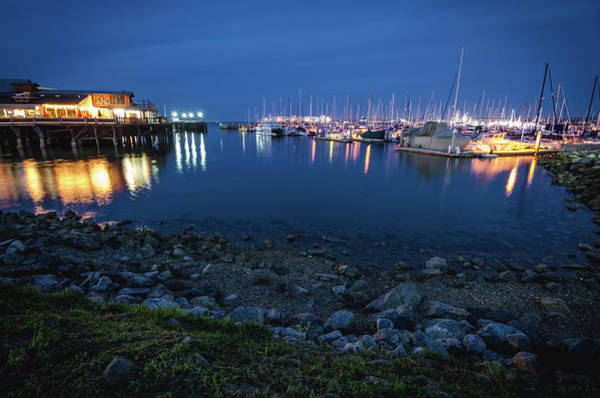 Photograph - Fisherman's Wharf by Margaret Pitcher