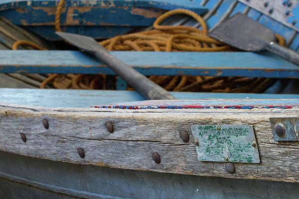 Wall Art - Photograph - Fishing Boat 7 by Heather Kenward