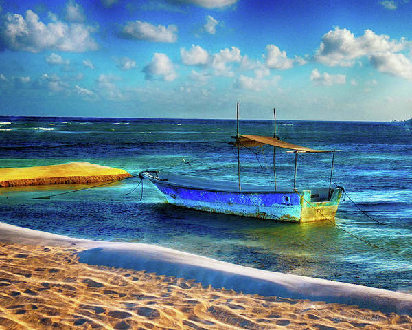 Photograph - Fishing Boat At Rest by Coleman Mattingly